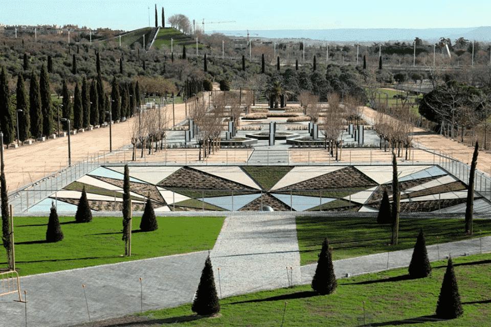 Donde hacer un picnic en Madrid