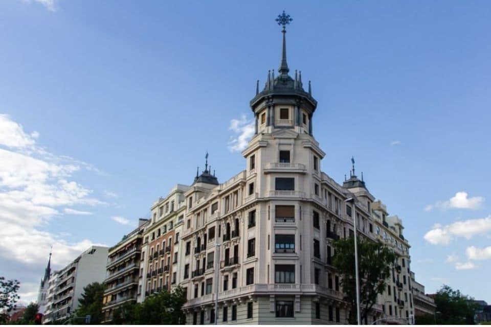 irse a vivir a Madrid